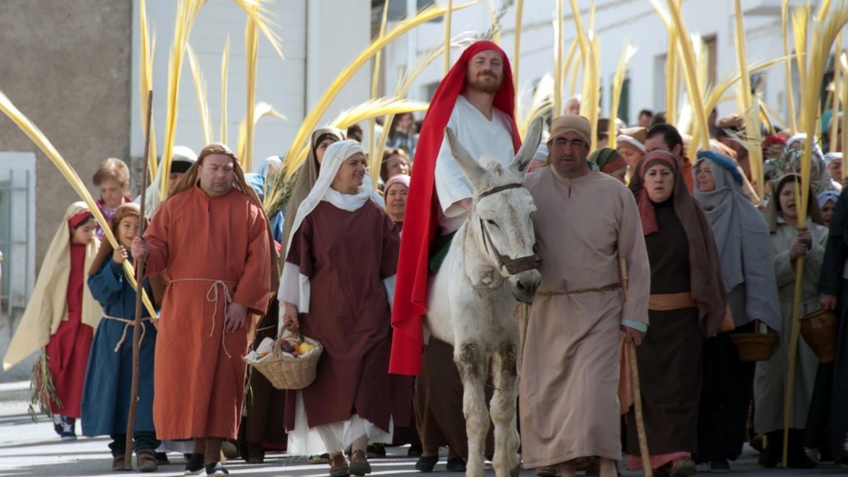 Predicacion: La entrada triunfal (01/04/2012)