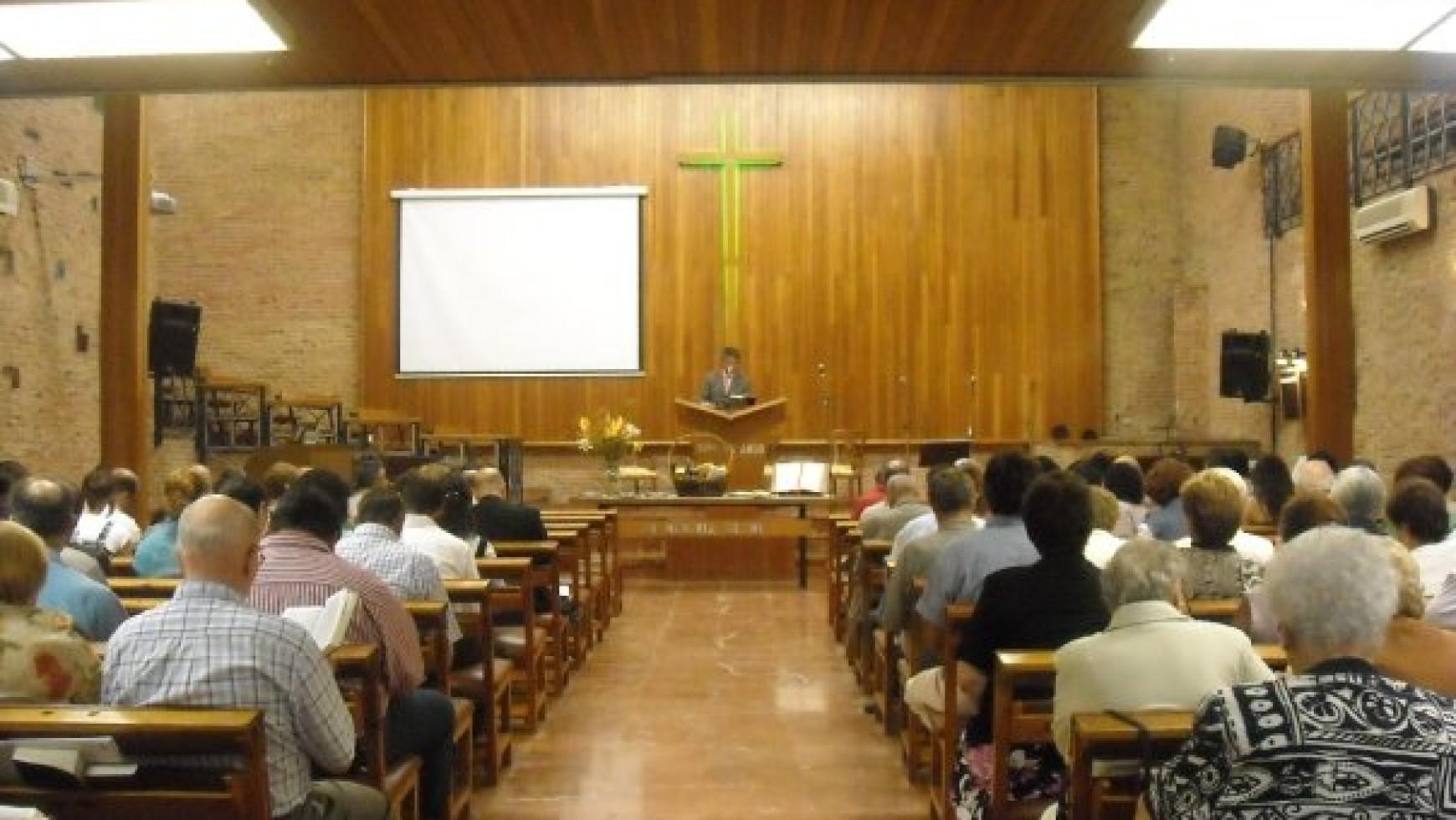 Predicacion: Presentacion Jan (27/05/2012)