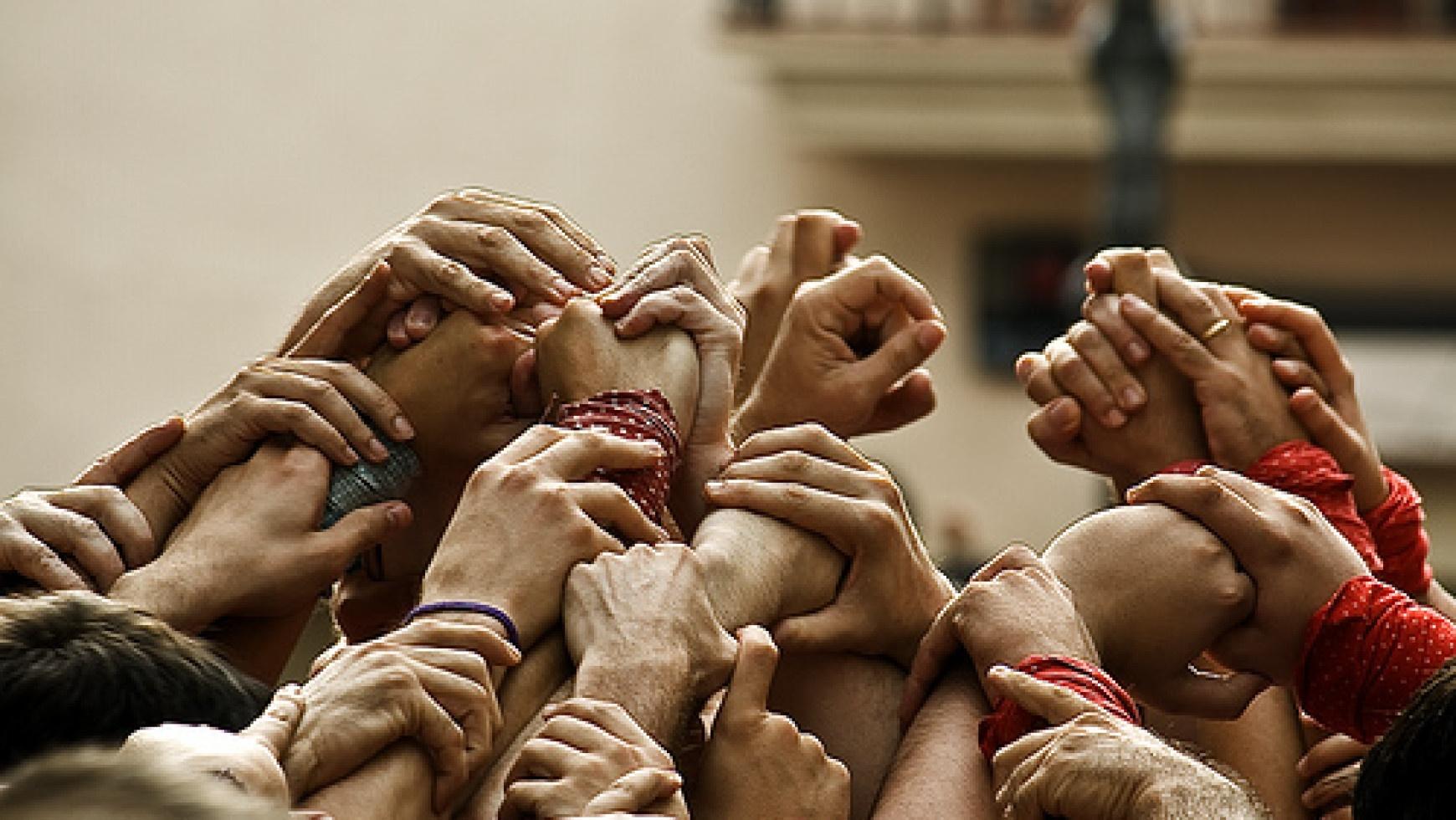 Predicacion: Apoyarnos unos en otros (18/11/2012)