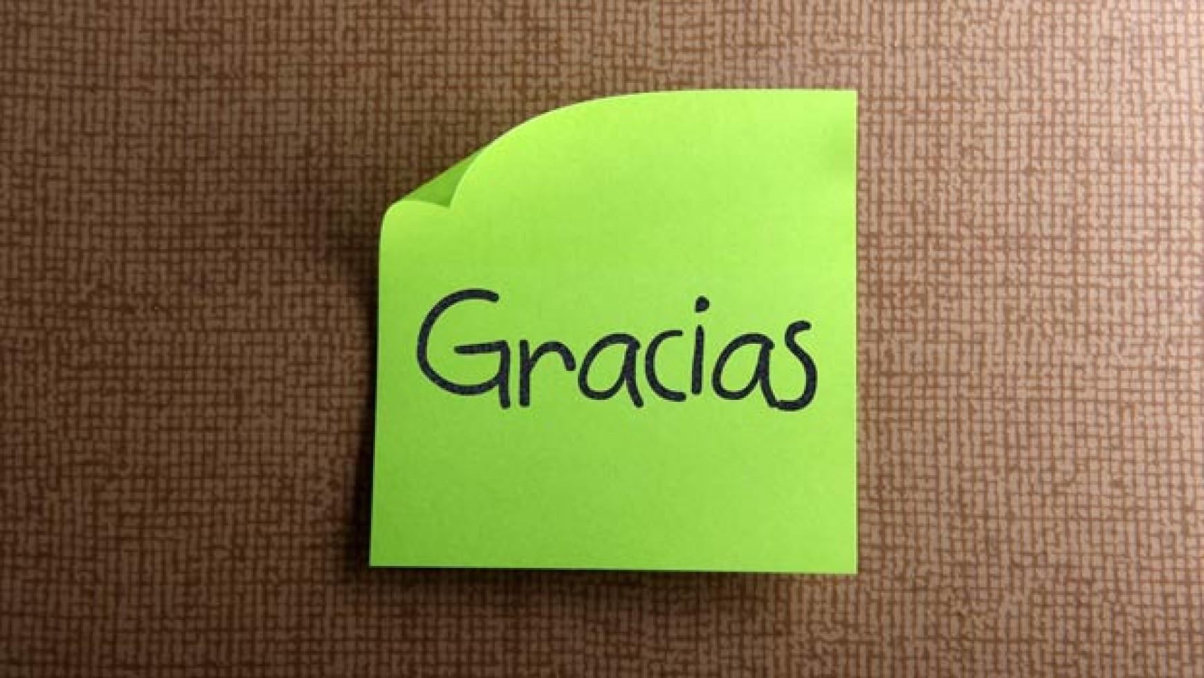 Predicacion: Agradecidos (03/02/2013)
