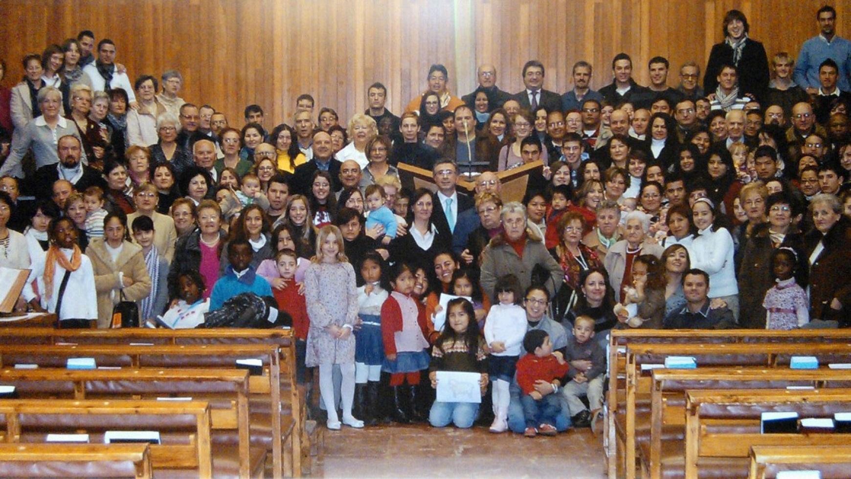 Predicacion: Culto en familia (17/02/2013)