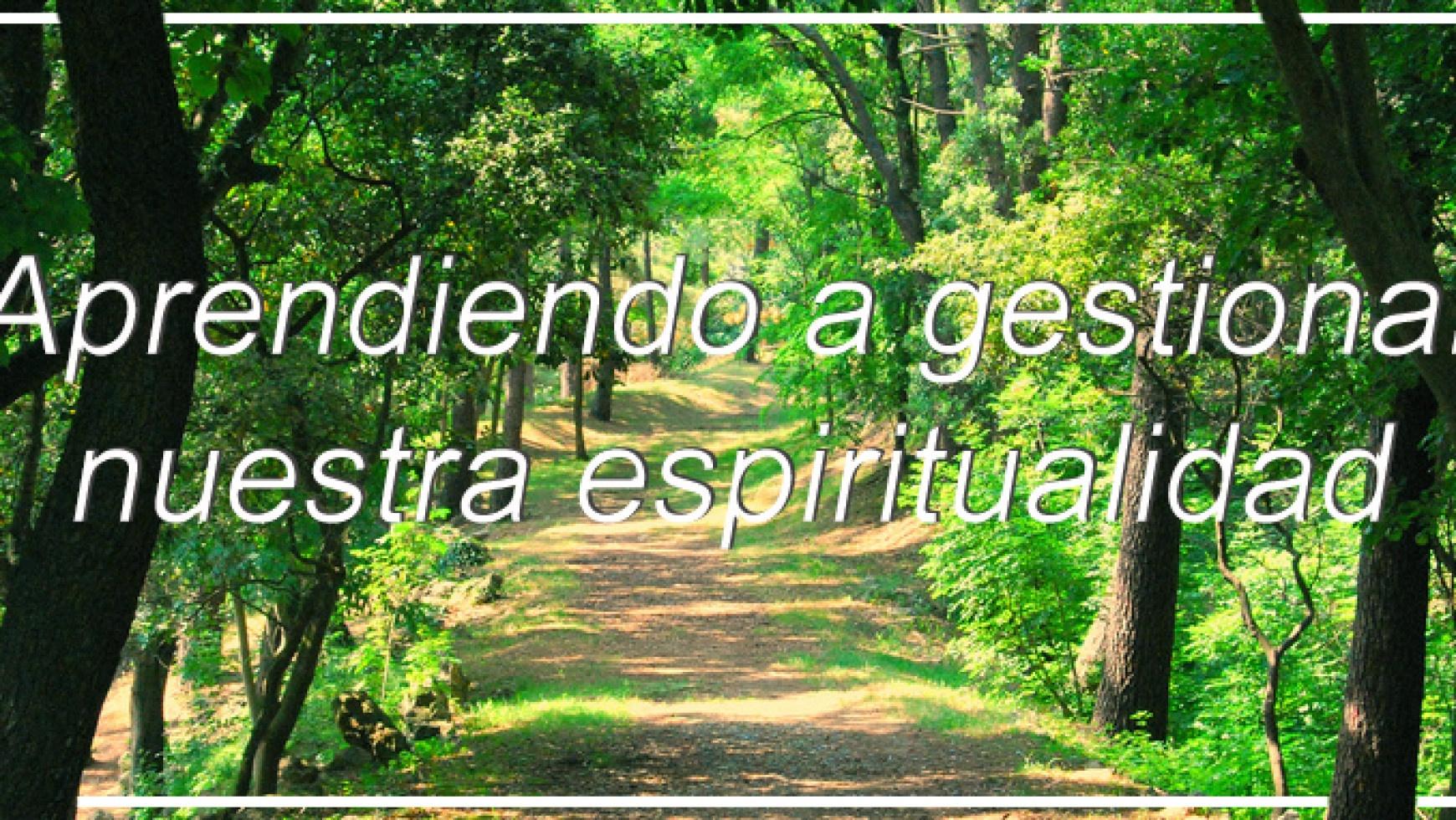 Conferencia: Aprendiendo a gestionar nuestra espiritualidad (15/11/2014)