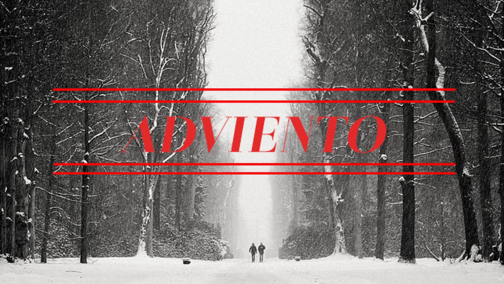Predicacion: Adviento (30/11/2014)