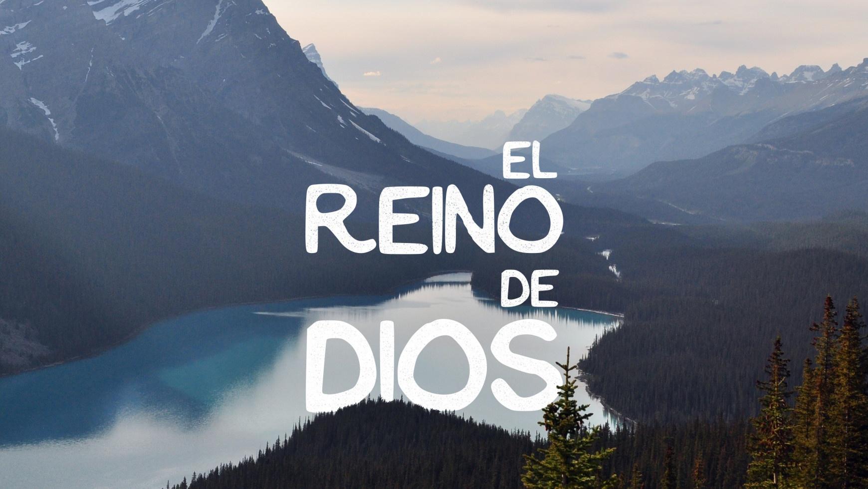 Predicacion: El reino de Dios (18/01/2015)
