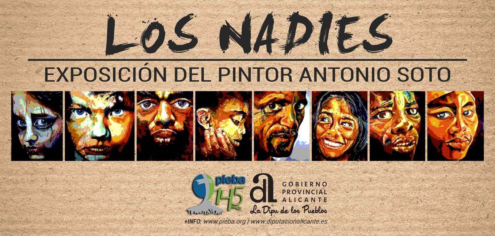 Los Nadies de Antonio Soto